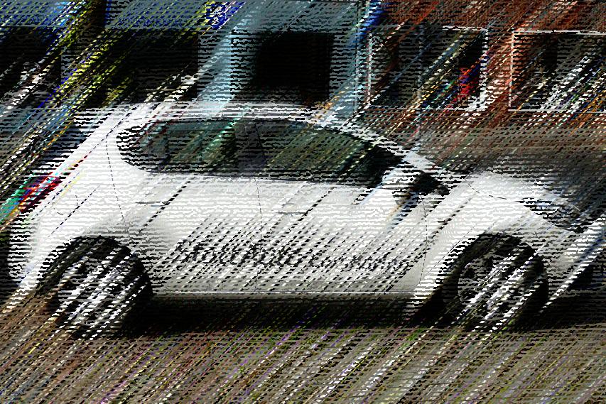 German rental car