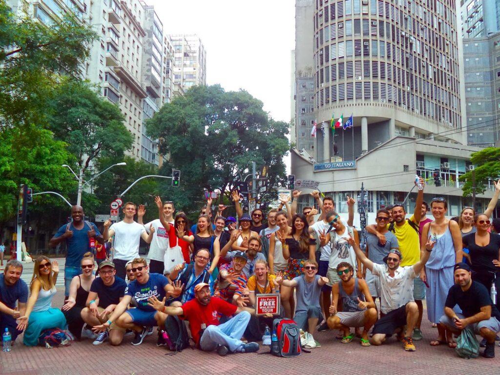 Free Walking Tour in Sao Paulo