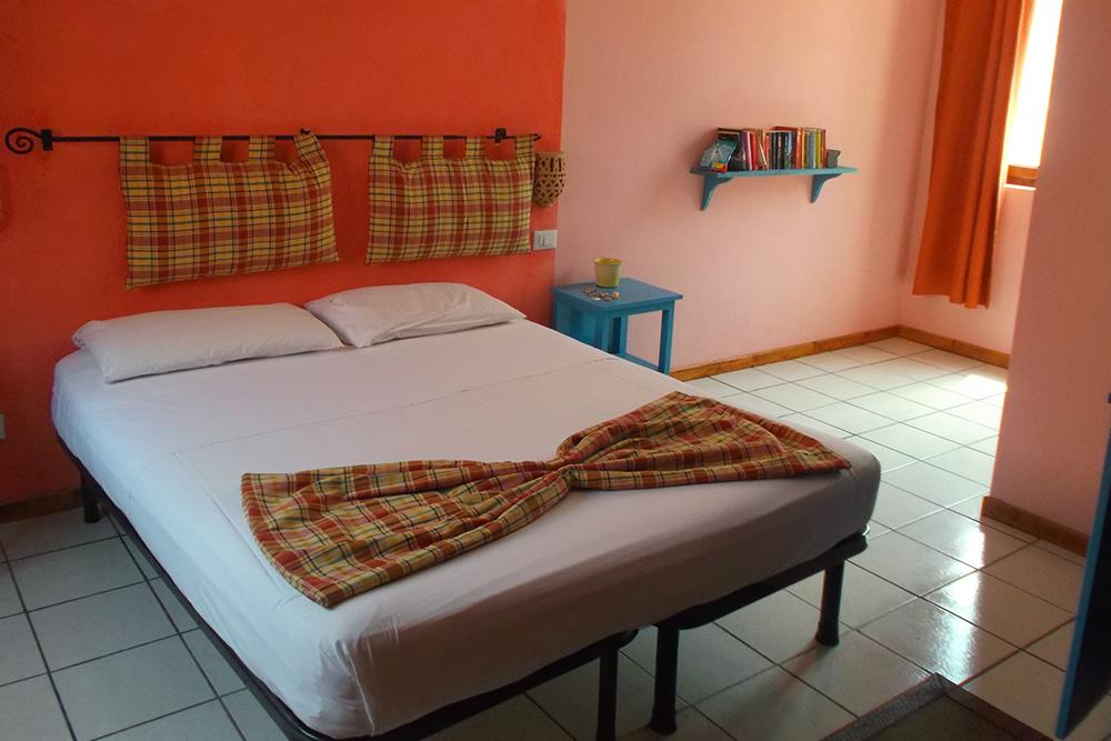 Hotelroom on Boa Visa