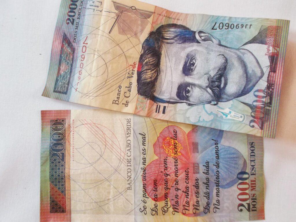 Bills from Cape Verde