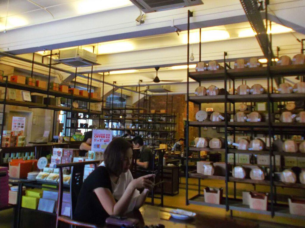 Tea Shop in Ipoh