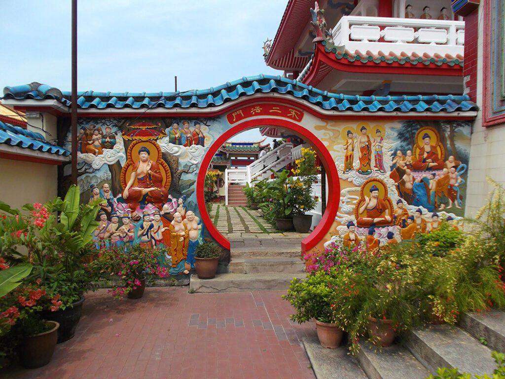 Kek Lok Si Temple on Pulau Penang