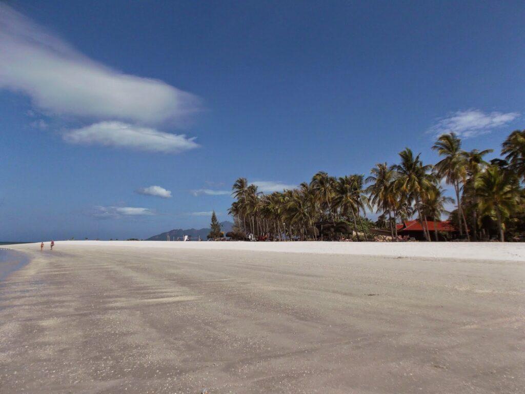 Pantai Cenang on Pulau Langkawi