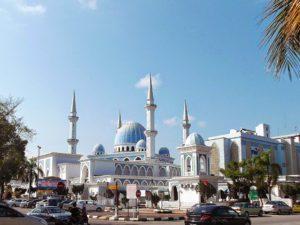 Mosque in Kuantan on Malaysia's East Coast