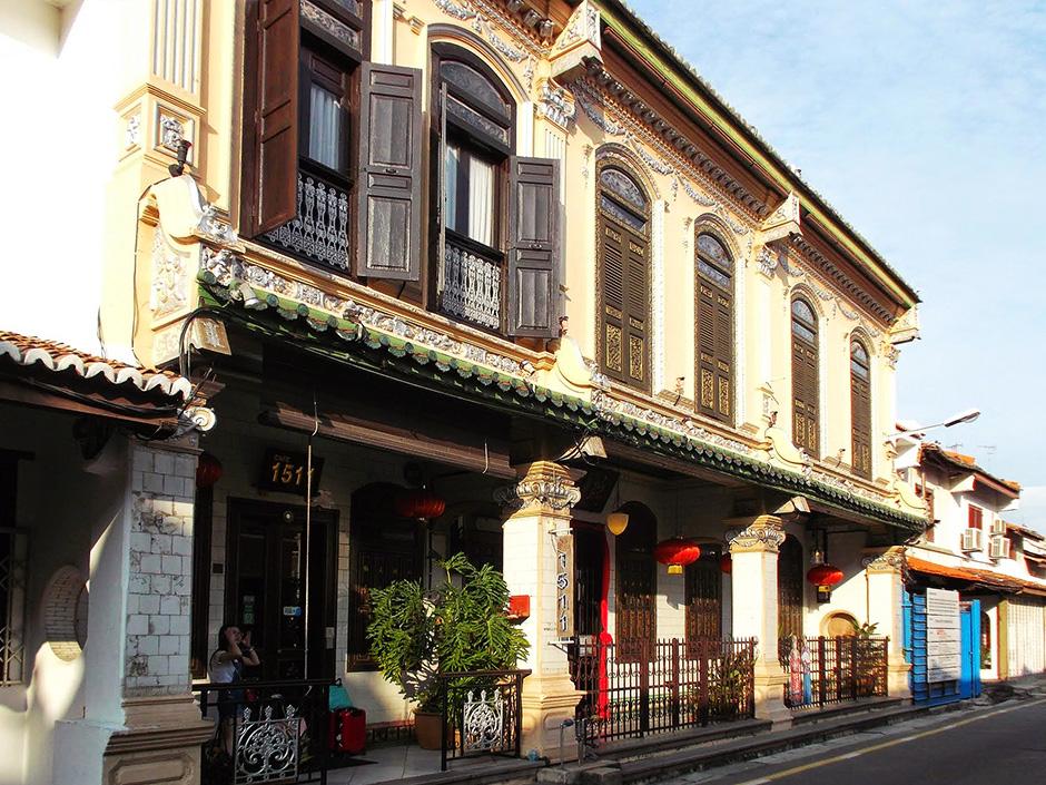 The Baba & Nyonya Heritage Museum
