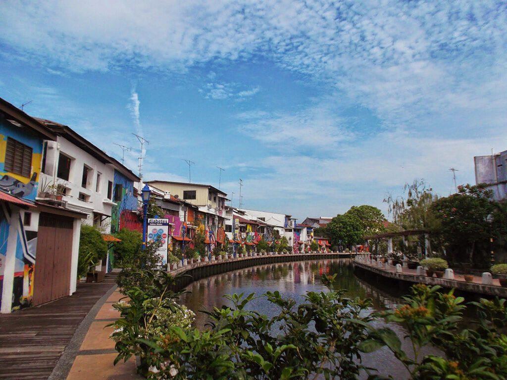 Malacca River.
