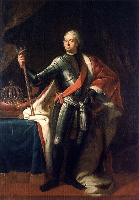 Samuel Theodor Gericke: Frederick William I