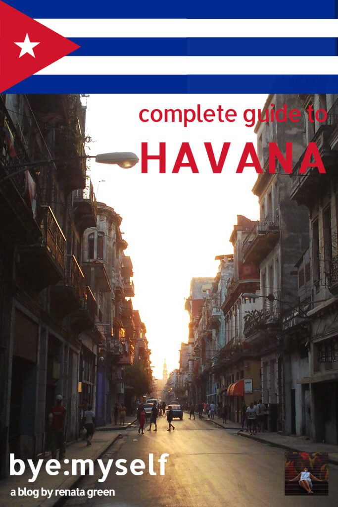 Pinnable Picture for the Post on Guide to HAVANA - Welcome to the Club