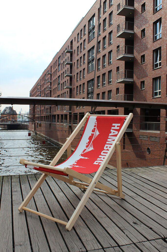 Deck Chair by Budnikowsky