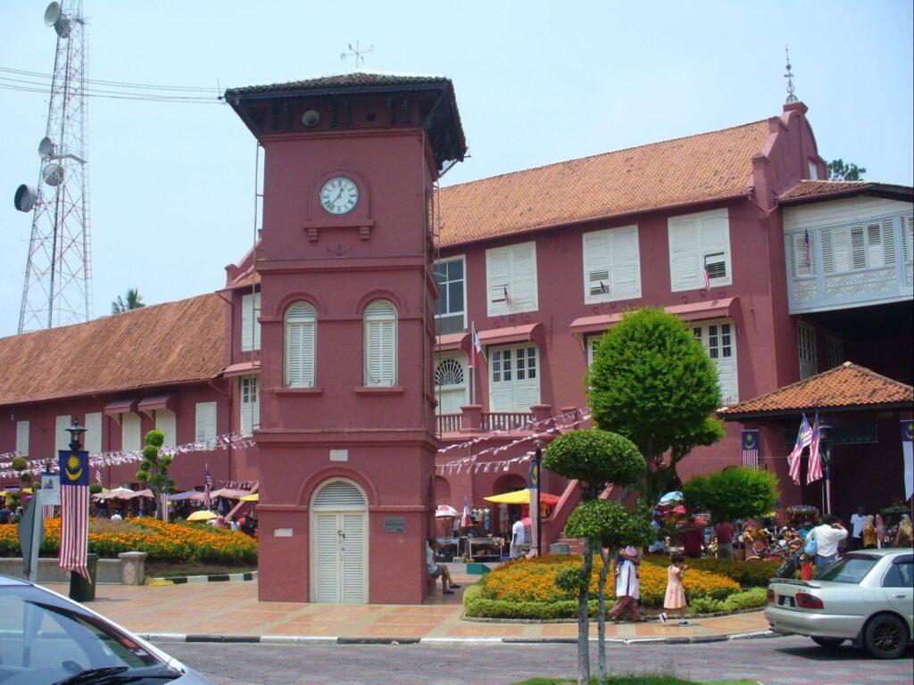 Malacca Stadthuys