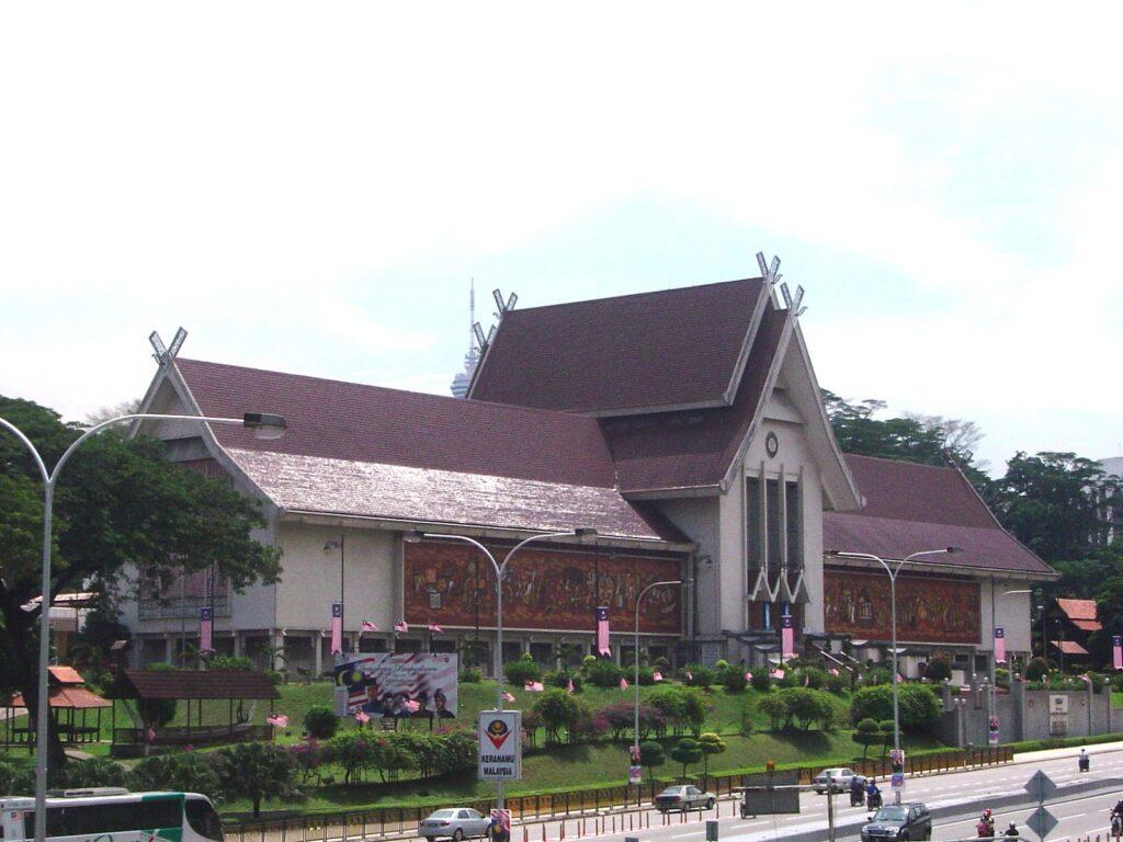 Museum of Malay history in Kuala Lumpur