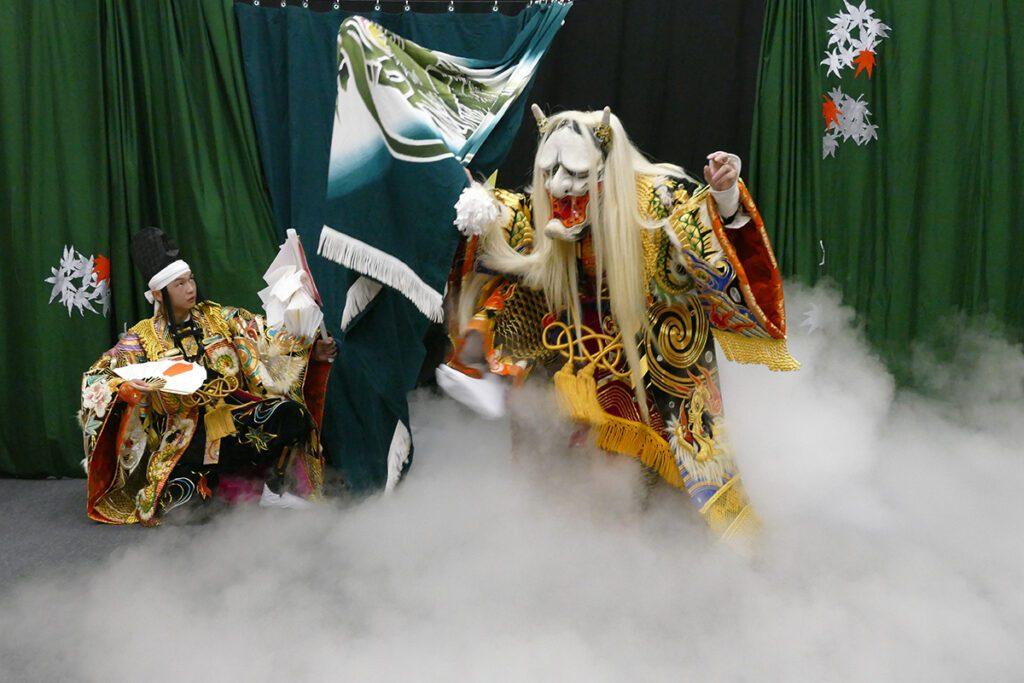 Kagura Performance in Hiroshima