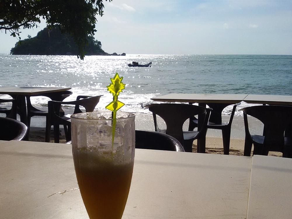 Fruit punch on Pulau Pangkor