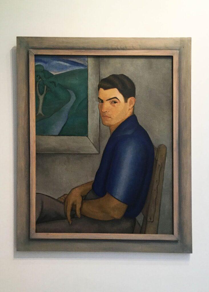 Selfportrait of Jorge Arche