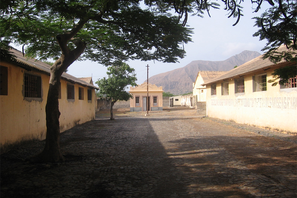 The Museu da Resistência focuses on one of the darkest chapters of Cape Verde's history.