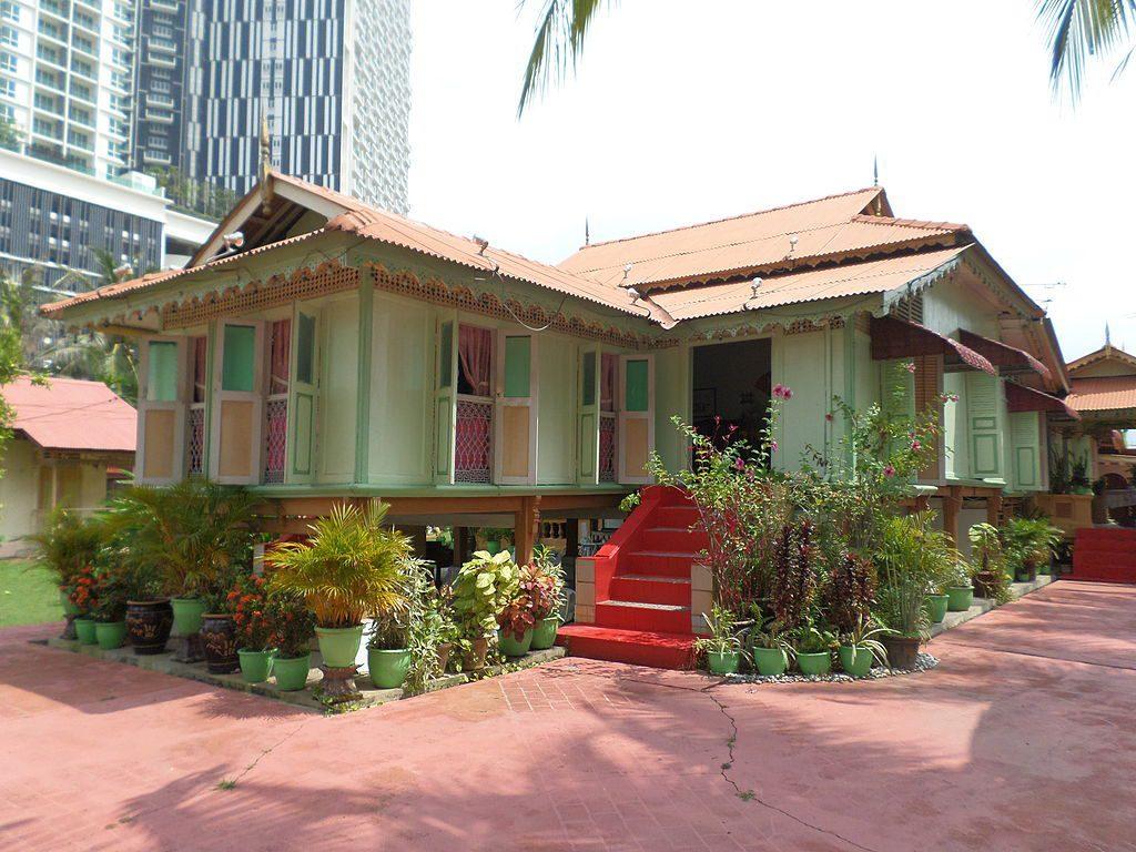 Villa Sentosa, a traditional Malaysian home.