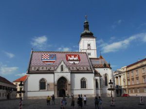Saint Mark's Church Zagreb