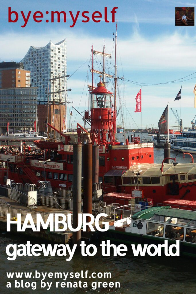 "Pinnable Pictures on the Post Guide to HAMBURG, the ""Gateway to the World"""