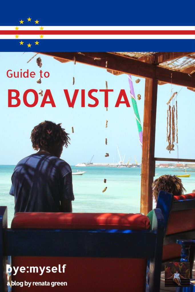 Pinnable Picture for the post on Guide to BOA VISTA, the world's most attractive heap of sand