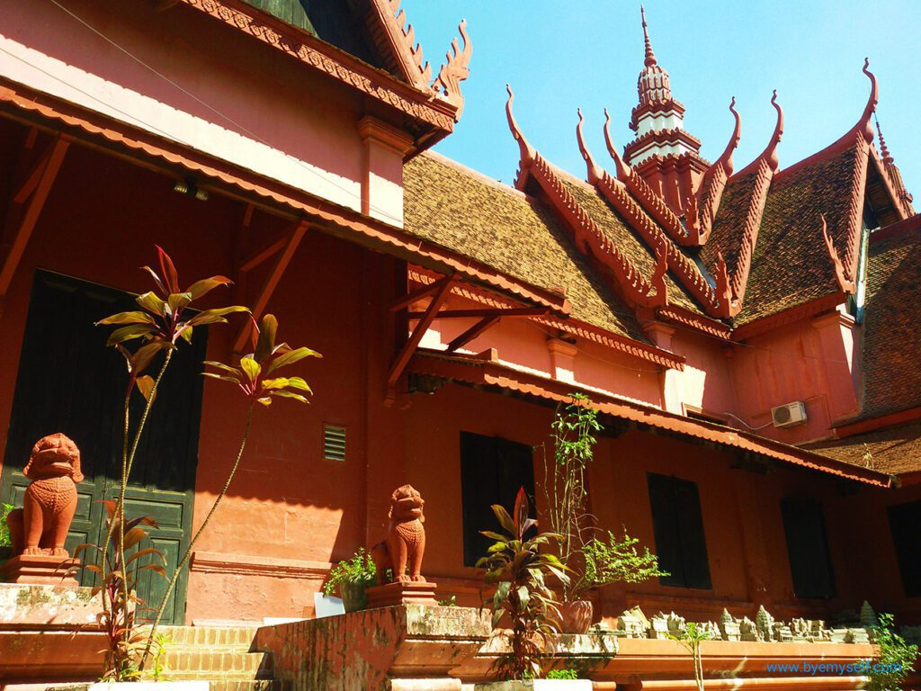 National Museum at Phnom Penh.