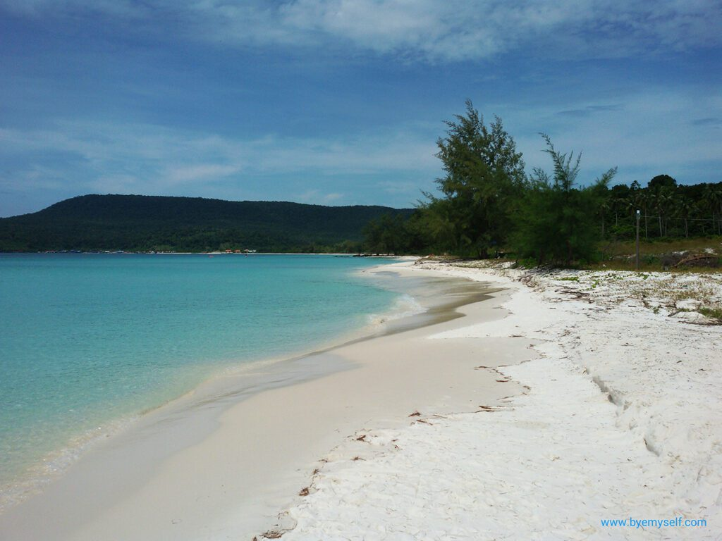 Sok San Beach on Koh Rong