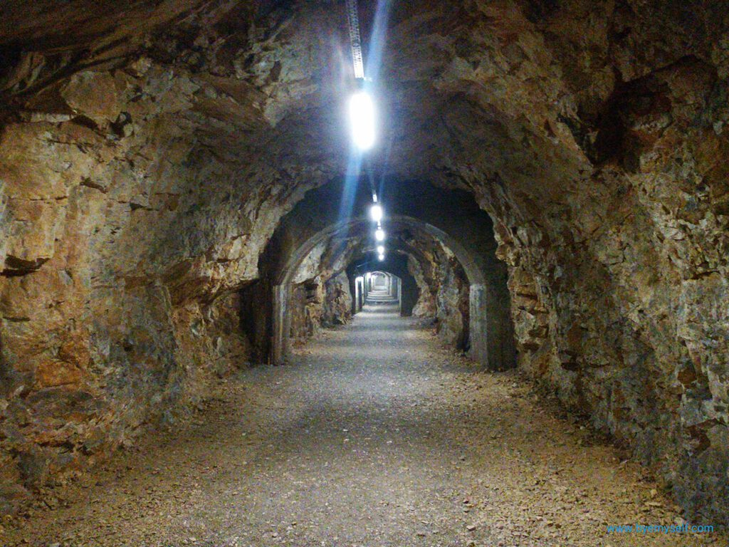 Tunnel in Rijeka