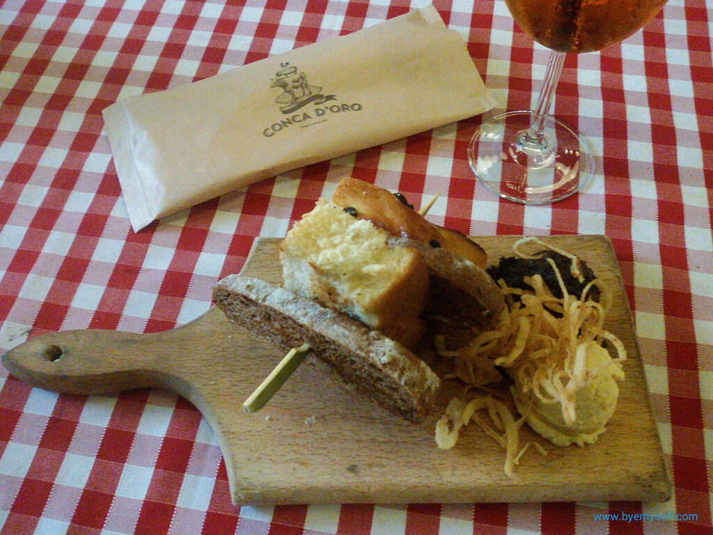 Croatian Snack in Rijeka