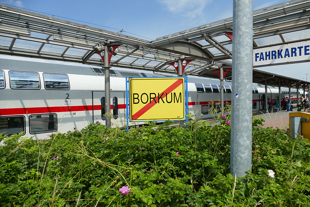 Train Station Emden