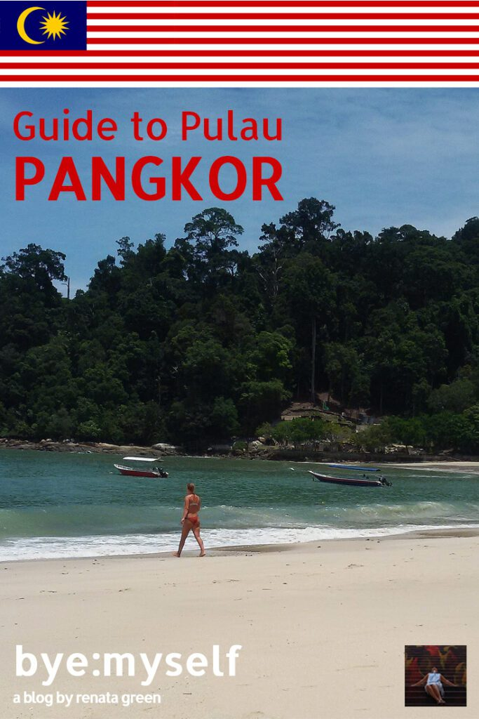 Pinnable Picture for the post on Guide to PULAU PANGKOR - a Place for Lazy Dayz