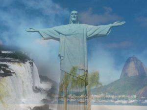 Landmarks of Brazil