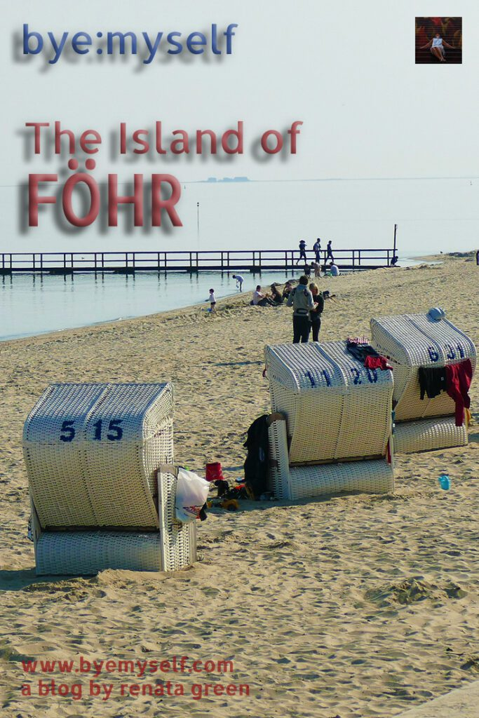 Pinnable Picture for the Post Island of Föhr