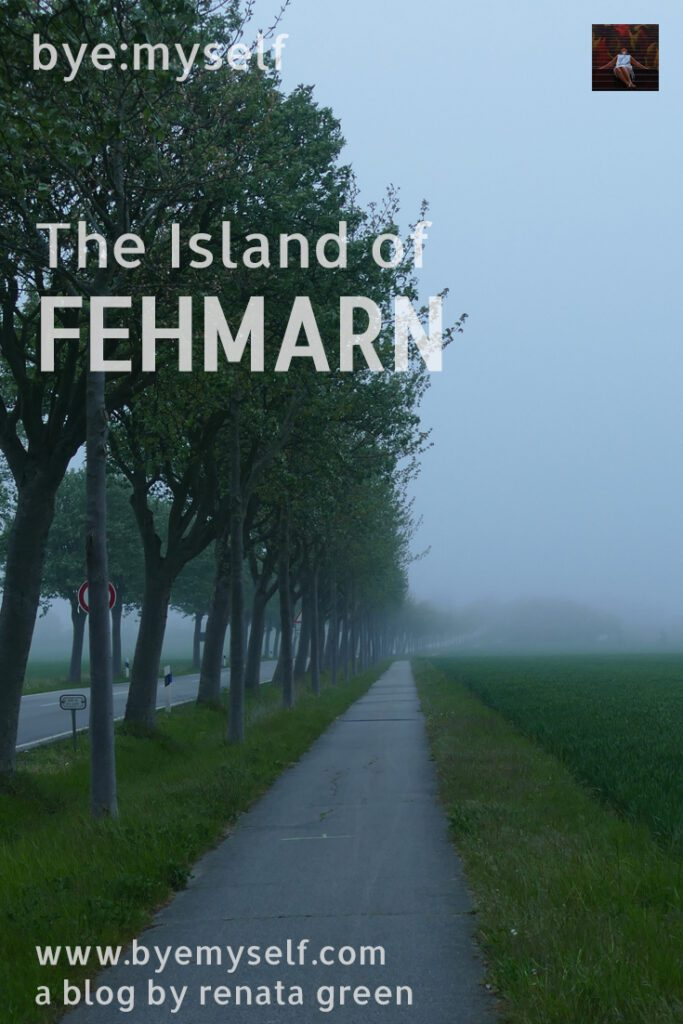 Pinnable Picture for the post on The Island of FEHMARN - Where Plan B is the Best Plan