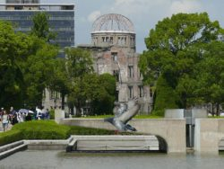 HIROSHIMA - risen up from the ashes; and a side trip to MIYAJIMA