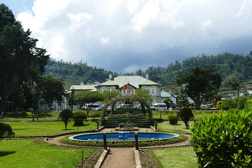 The Victorian Ceybank Rest hotel and restaurant in Nuwara Eliya