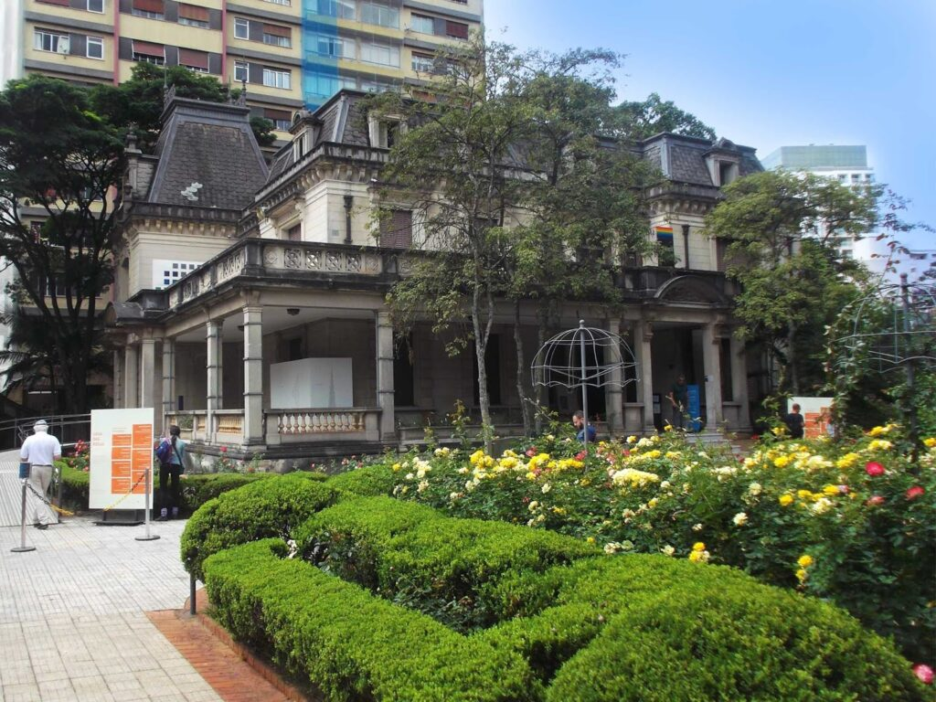 Casa das Rosas in SÃO PAULO - Brazil's Art Hub