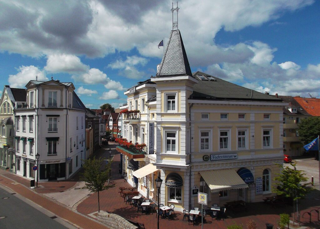 Buildings in Cuxhaven