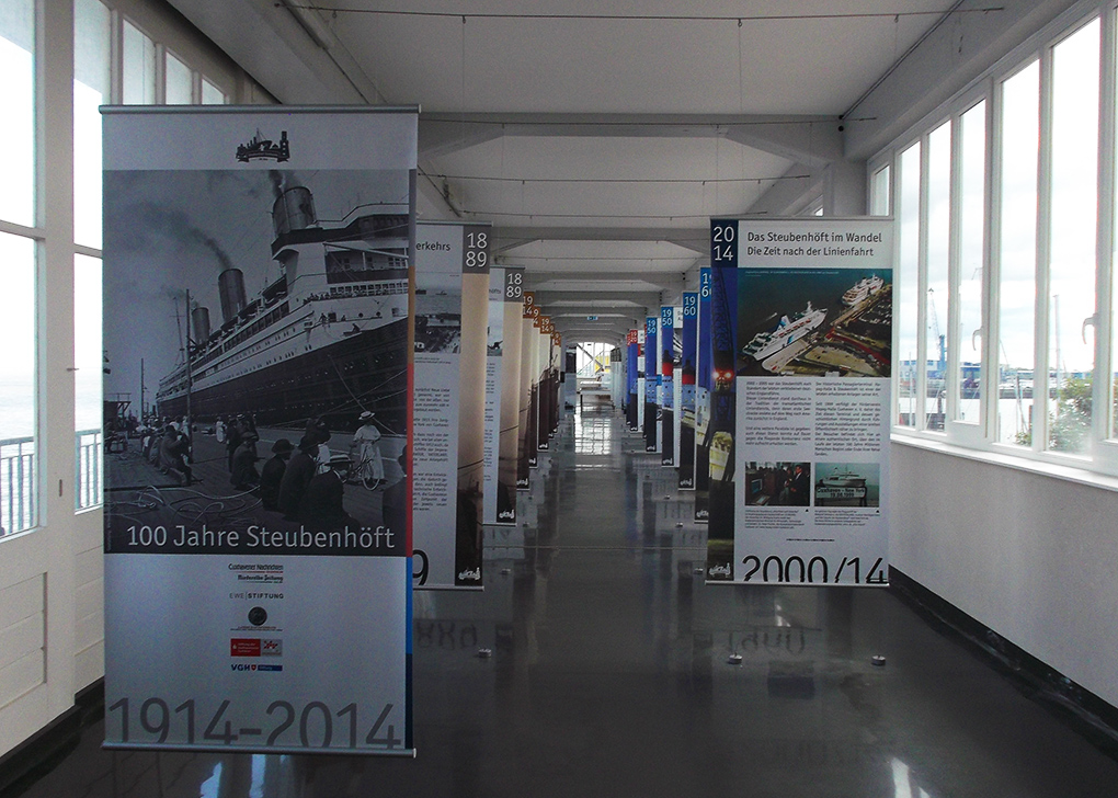 Cuxhaven Hapag-Hallen