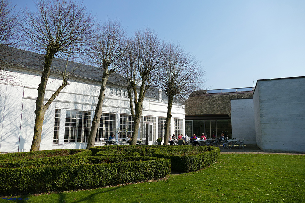The Museum Kunst der Westküste, the Museum Art of the West Coast on the island of Foehr.