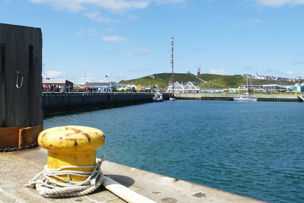 Port of Heligoland