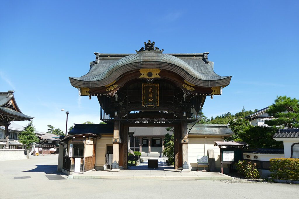 Sanmachi Suji in Takayama