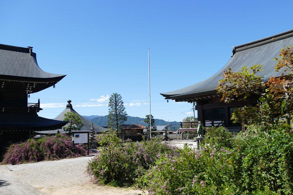 Sogenji Temple in Takayama
