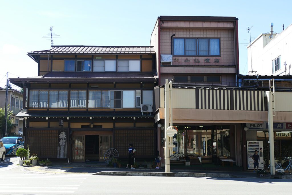 Oyado Yamakyu - a very traditional accommodation in TAKAYAMA on a travel back in time and a side trip to SHIRAKAWAGO
