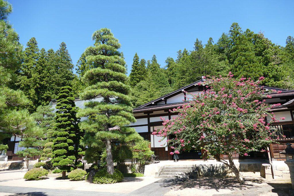 Unryuji Temple in TAKAYAMA on a travel back in time and a side trip to SHIRAKAWAGO